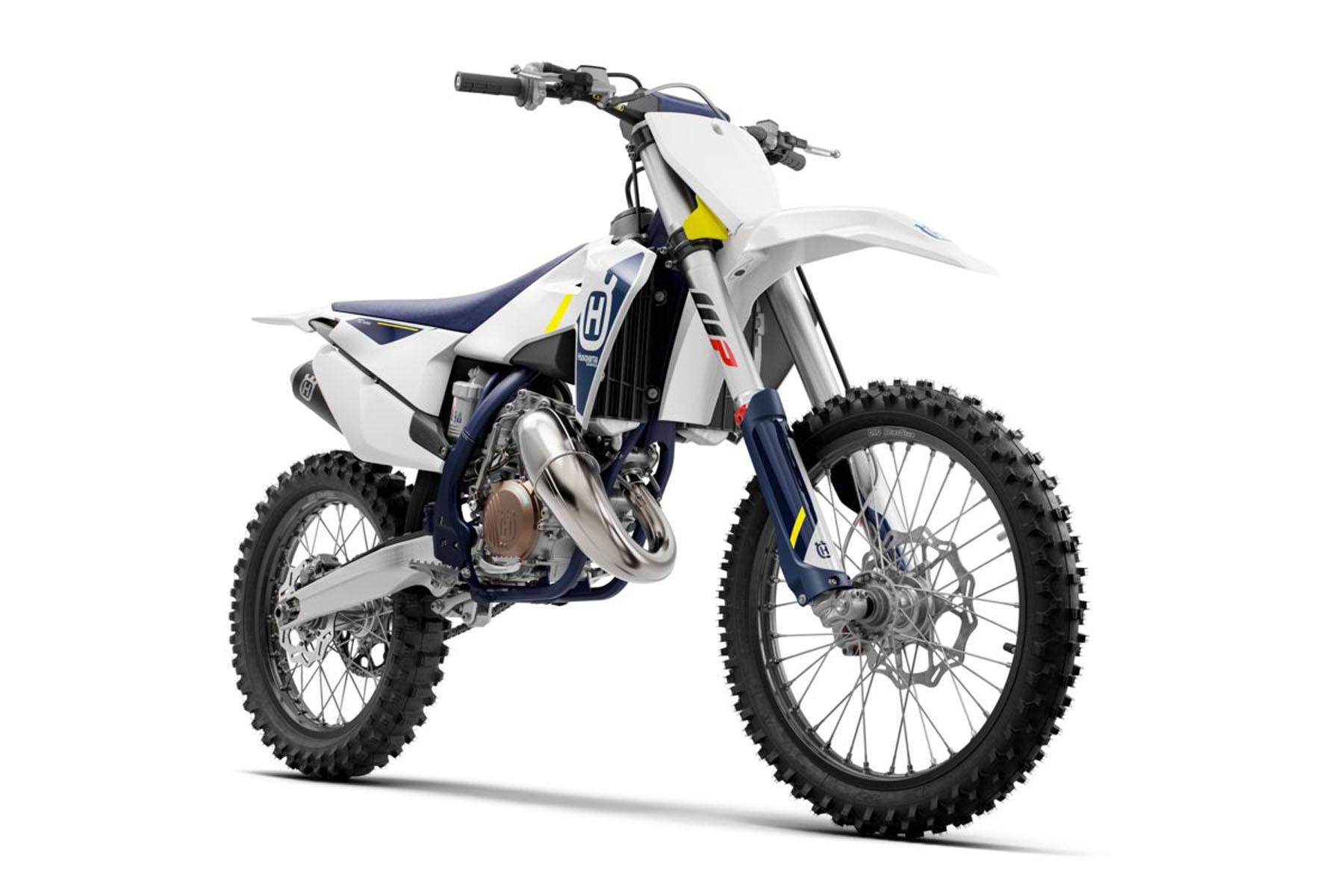 HUSQVARNA: Motocross-Modelle 2022